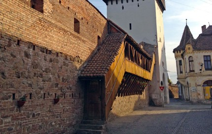 Castelul – turnurile medievale
