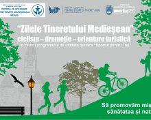 Zilele Tineretului Medieșean la ciclism, drumeție și orientare turistică